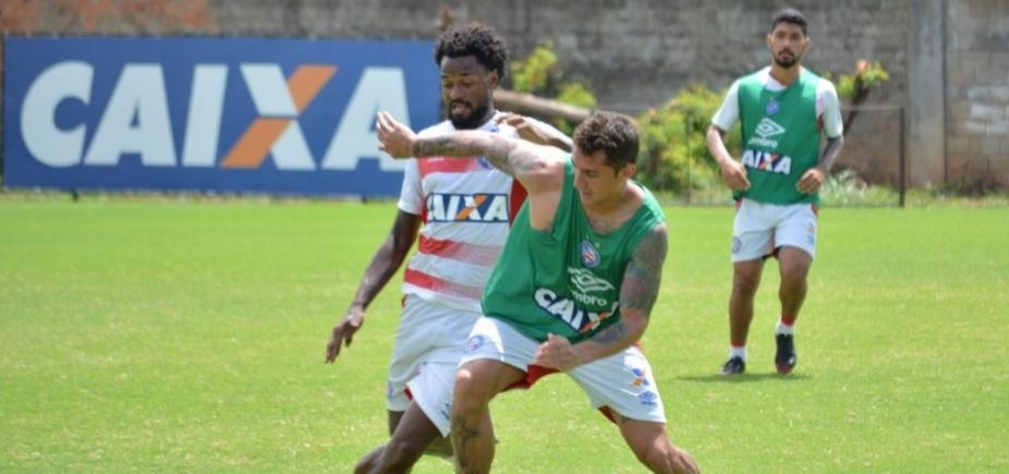 Carpegiani tem Renê Júnior de volta para enfrentar o Palmeiras