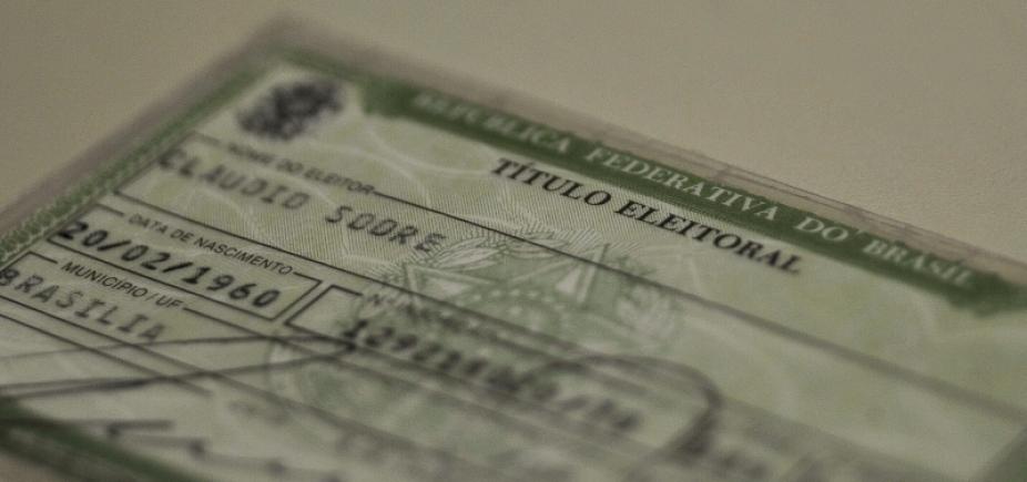 Mais de25 mil títulos de eleitor duplicados são detectados por meio da biometria