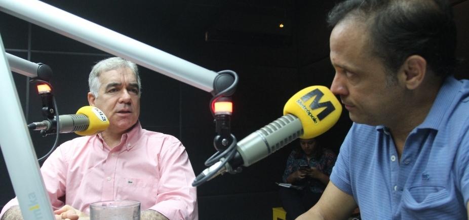 Maior erro do PT foi não ter feito reforma política em 2003, diz Zé Neto