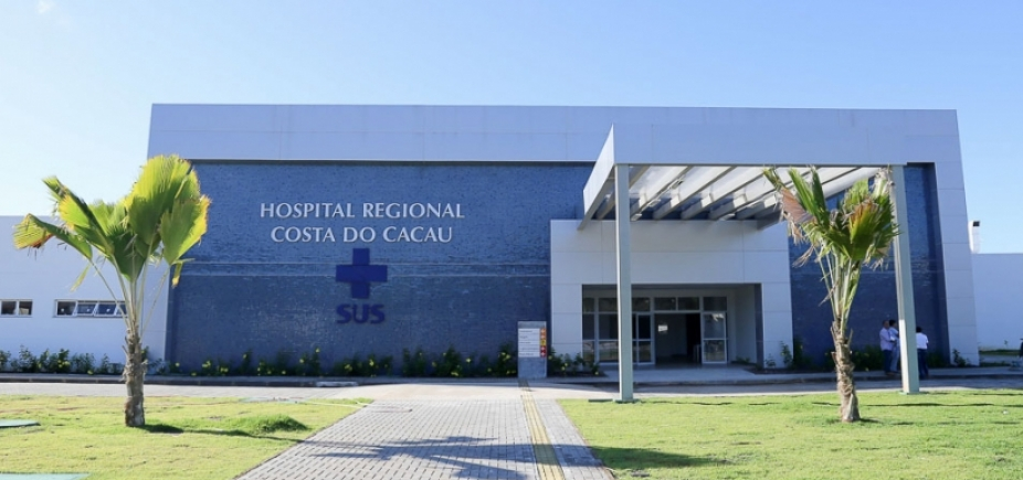 """Hospitais de Seabra e da Costa do Cacau serão inaugurados em dezembro: """"Obras estão por vir"""""""