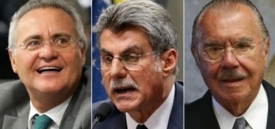Lava Jato: Fachin decide arquivar inquérito contra Renan, Jucá e Sarney