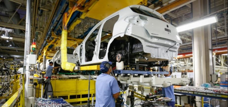Produção industrial na Bahia tem crescimento de 4,9% em agosto