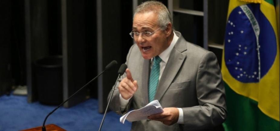 Segunda Turma do Supremo rejeita denúncia de Janot contra Renan Calheiros