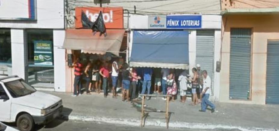 Depois de assalto a banco, casa lotérica é arrombada no bairro da Calçada