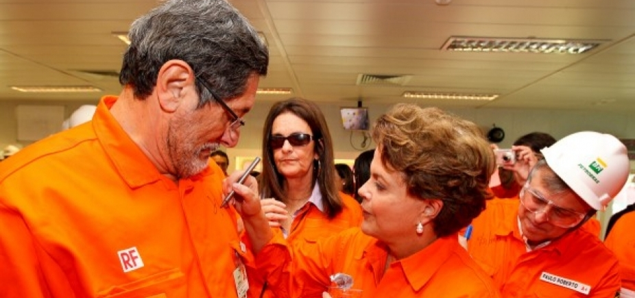 Bens de Dilma, Gabrielli e Palocci são bloqueados pelo TCU por compra de Pasadena