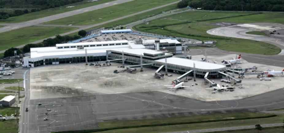 """""""Não há necessidade da construção de uma segunda pista no Aeroporto de Salvador"""", afirma Vinci"""