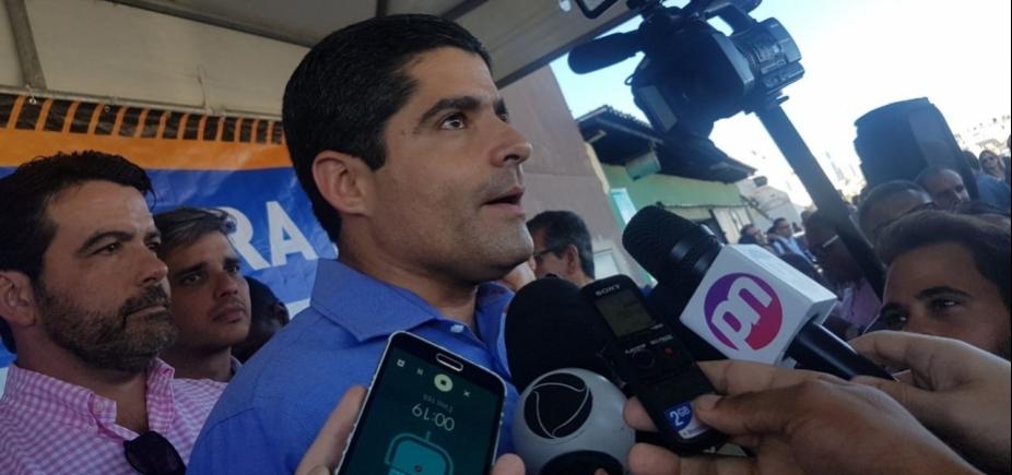 "Sobre empréstimo vetado, Neto acusa Rui de ""procurar culpados e desculpas"""