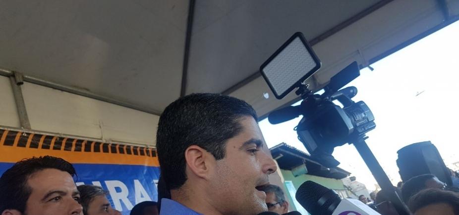 """ACM Neto diz esperar que TJ reconheça """"coragem"""" da Prefeitura de atualizar IPTU"""