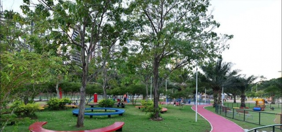 Em comemoração ao Dia das Crianças, Parque da Cidade terá shows de Jau e Lore Improta no fim de semana