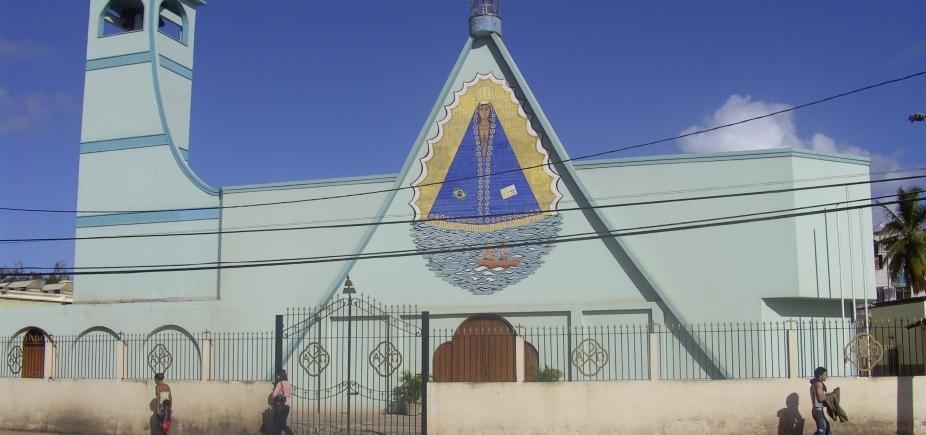 Decreto eleva Igreja de Nossa Senhora Aparecida a santuário