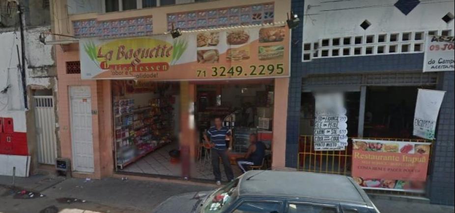 Homem é preso após arrombar delicatessen em Itapuã