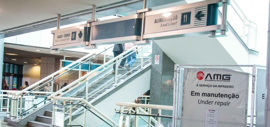 Aeroporto de Salvador terá mudanças no esquema de check-in e novos voos