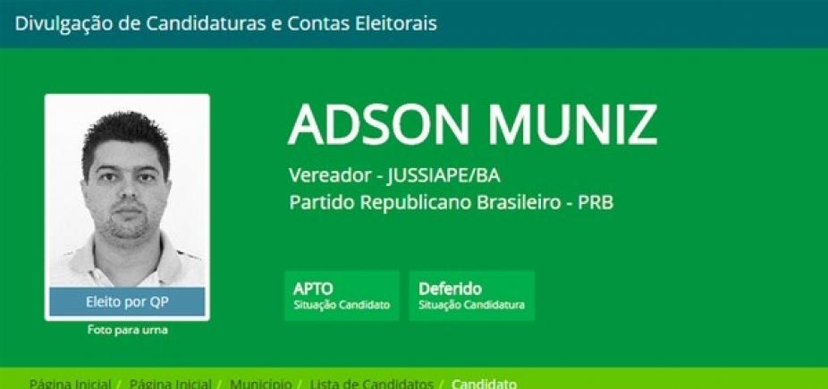 Ex-vereador baiano é preso por roubo e estupro em São Paulo