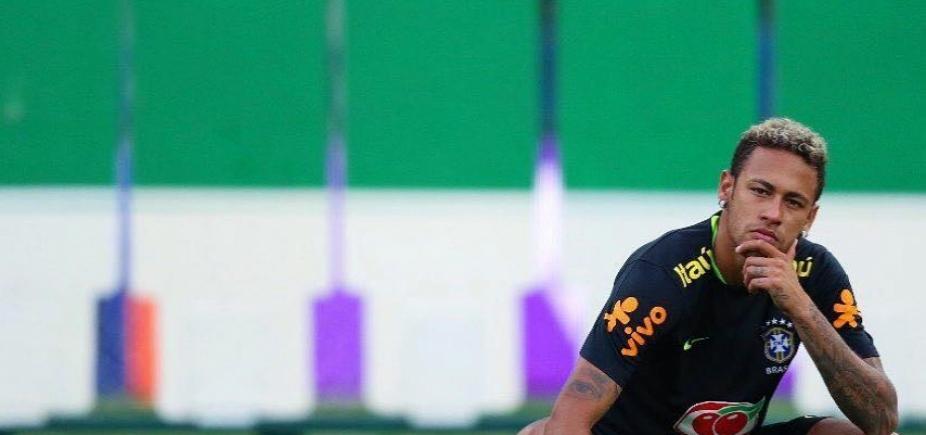 Neymar denuncia homem que se passa por ele em mensagens de celular com DDD da Bahia