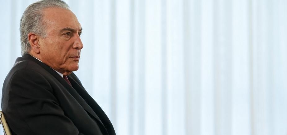 Criminoso vazamento para constranger deputados, diz defesa de Temer sobre vídeos de Funaro