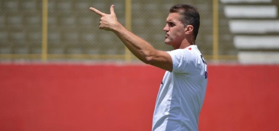 """Mancini no Palmeiras? Gordilho comenta boato: """"Não vão conseguir tumultuar o clube"""""""