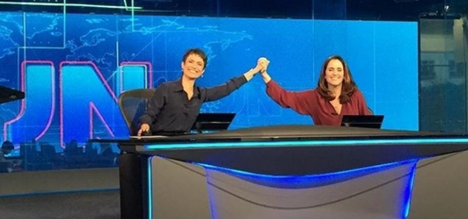"""Com 26 anos de TV Globo, jornalista comemora estreia no JN: """"Um sonho"""""""