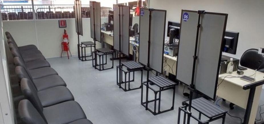 Posto do TRE para recadastramento biométrico na Av. Bonocô abre na terça-feira