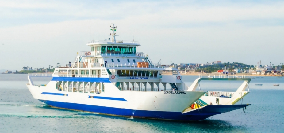 Sete ferries estão funcionando normalmente na volta do feriadão, diz Internacional Travessias