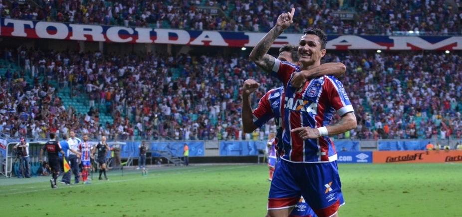 Bateu o líder! Bahia vence Corinthians por 2 a 0 e se afasta da zona de rebaixamento