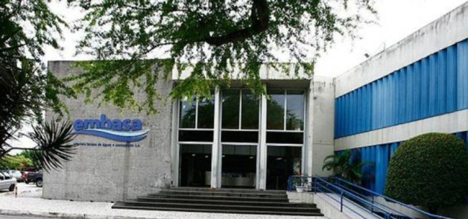 MP-BA ajuíza ação e exige melhor serviço da Embasa