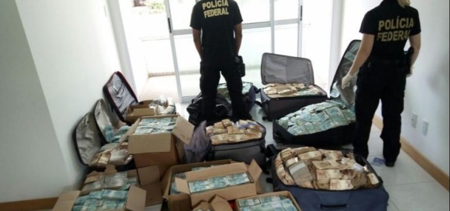 PGR vê indícios de ligação de Lúcio em dinheiro atribuído a Geddel