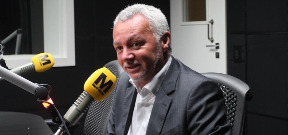 """Bobô comenta possibilidade de ser presidente do Bahia: """"Posso ser útil"""""""
