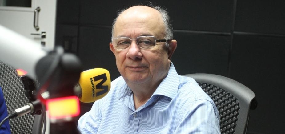 """Apesar de ser do DEM, prefeito de Feira diz ter boa relação com Rui: \""""Institucional\"""""""