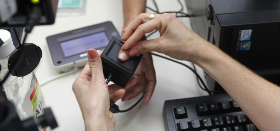 Novo posto de recadastramento biométrico na Estação Bonocô vai atender 5 mil eleitores por mês