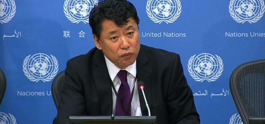 """""""Guerra nuclear pode começar a qualquer momento"""", diz embaixador da Coreia do Norte"""