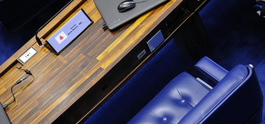 Acompanhe ao vivo a sessão que vai votar afastamento de Aécio Neves