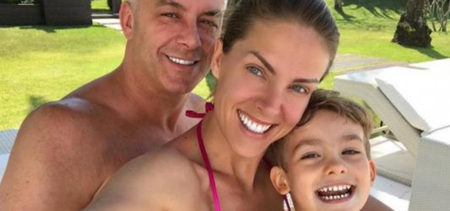 """Ana Hickmann se revolta ao ter filho xingado na web: \""""Fala na minha cara\"""""""