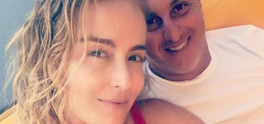 Angélica e Huck emprestam mansão para recepção de casamento de empresário do U2
