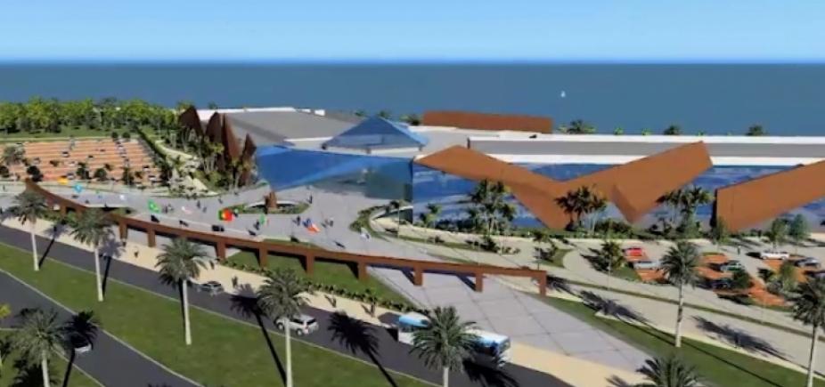 Vídeo mostra como será Centro de Convenções de Salvador na Boca do Rio; assista