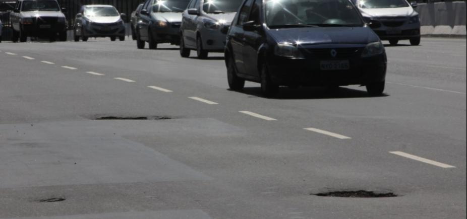 Instalação dos 'pescoços' já começou, mas avenidas importantes terão que esperar