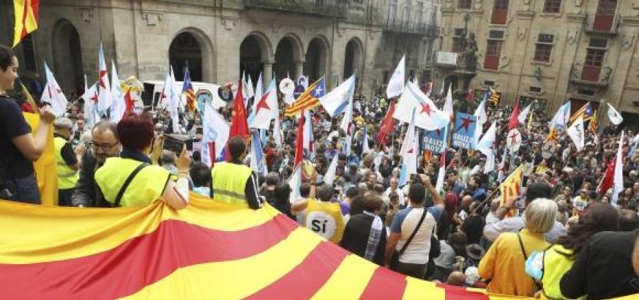 Espanha: Senado aprova intervenção do governo na Catalunha