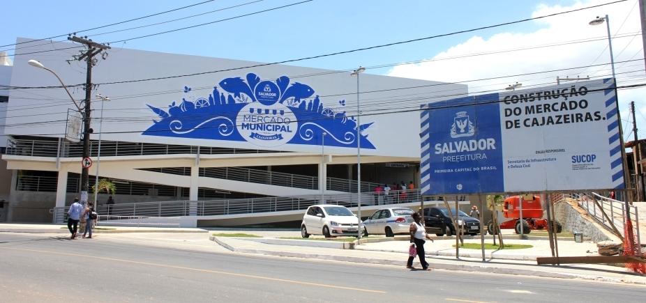 Mercado de Cajazeiras: sem local de trabalho, permissionários foram indenizados, diz Semop