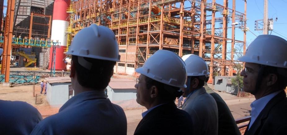 Produção industrial da Bahia cresce 0,9% dezembro e janeiro