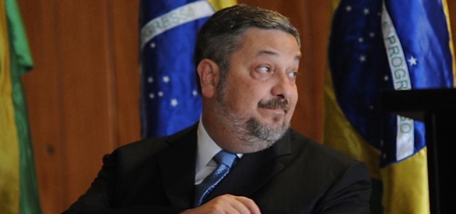Palocci foi o 'porta-voz' da propina para Delfim, diz procurador