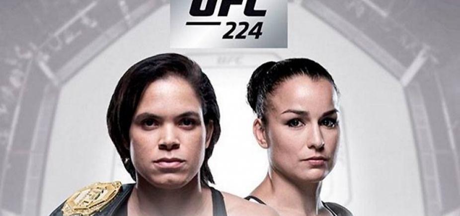 Duelo Amanda Nunes x Pennington será luta principal do UFC Rio