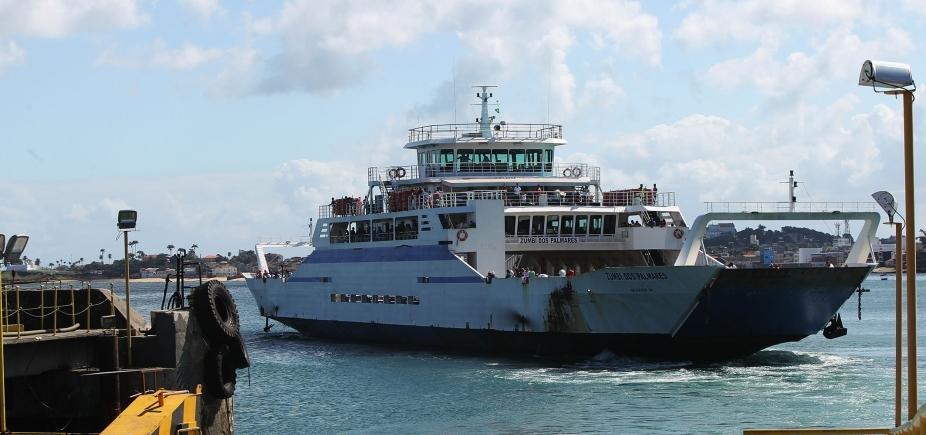 Ferry: motoristas precisam esperar 3h para embarque em São Joaquim