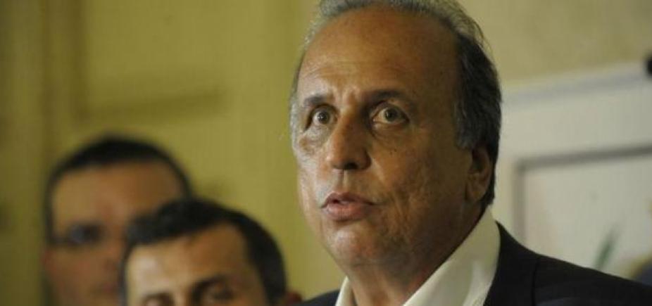 MP-RJ pede afastamento do governador Pezão