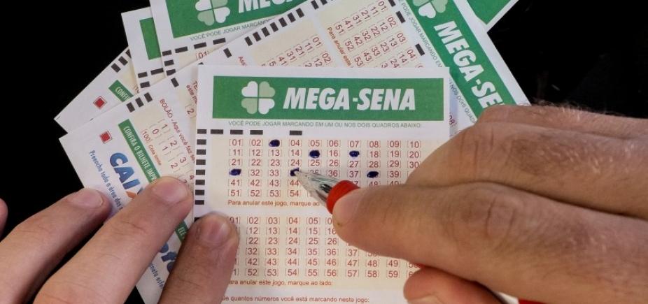 Sorteio da Mega-Sena deste sábado pode pagar R$ 45 milhões