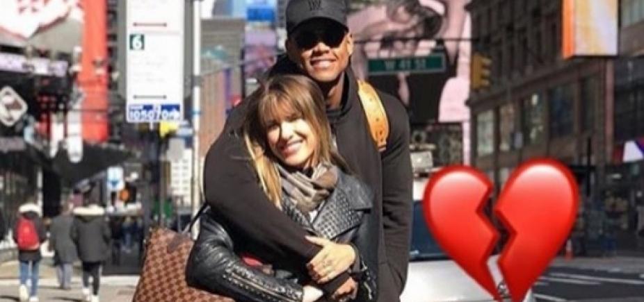 Leo Santana e Lore Improta terminam namoro: ʹMuita coisa que não sabemʹ