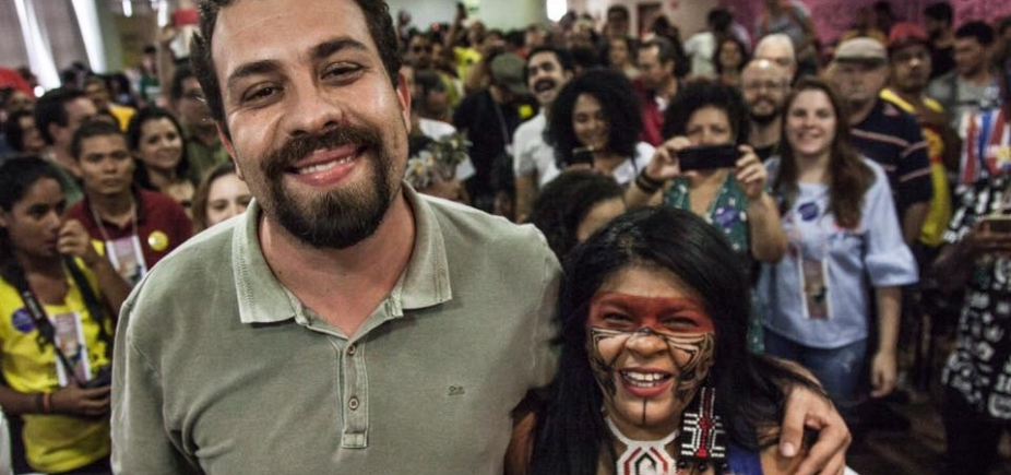 Psol lança pré-candidatura de coordenador do Movimento Sem-Teto para presidente