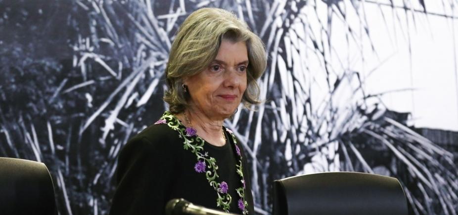 Temer e Cármen Lúcia discutem segurança dos estados e intervenção no Rio