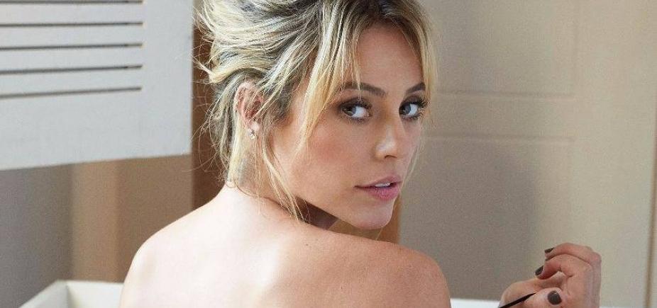 Câmera que vazou nudes de Paolla Oliveira pede desculpa: ʹNão fiz por maldadeʹ