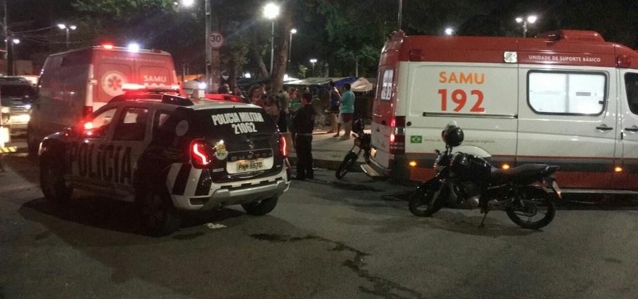 Suspeito de participar de ataques em Fortaleza é preso com armas e munição