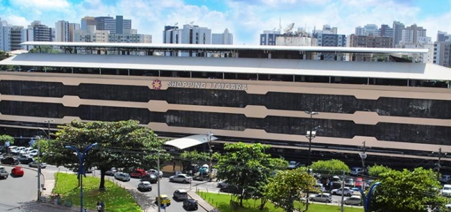 Grupo rouba seguranças que levavam dinheiro para banco no Shopping Itaigara