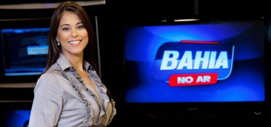 Jessica Senra deixa Record para assinar com a TV Bahia